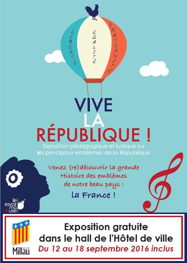 Vive la République