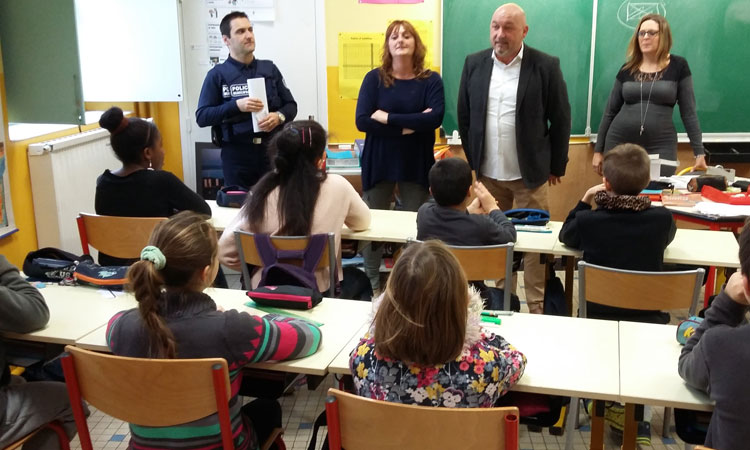 millau ecole primaires preventions securite routiere sensibilisation