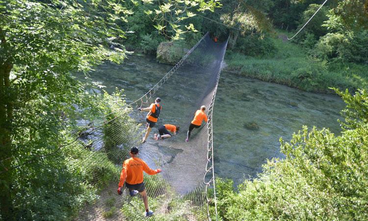 millau raid collectivites parcours endurance nature