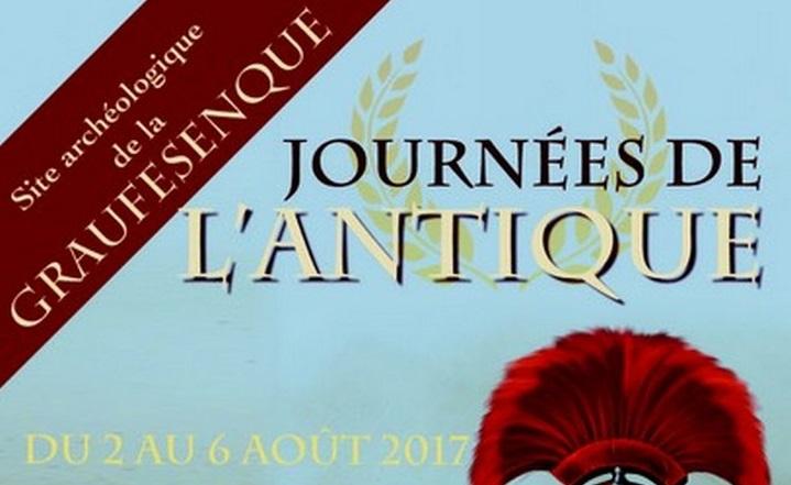 LES JOURNEES DE L'ANTIQUE