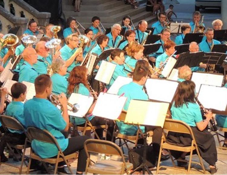 Concert Harmonie Millau