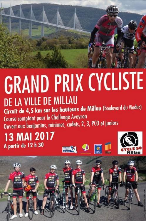 Grand prix cycliste club Millau