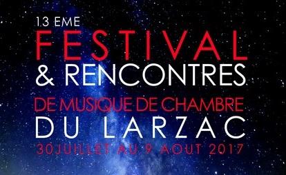 Festival et rencontres de Musique de Chambre du Larzac