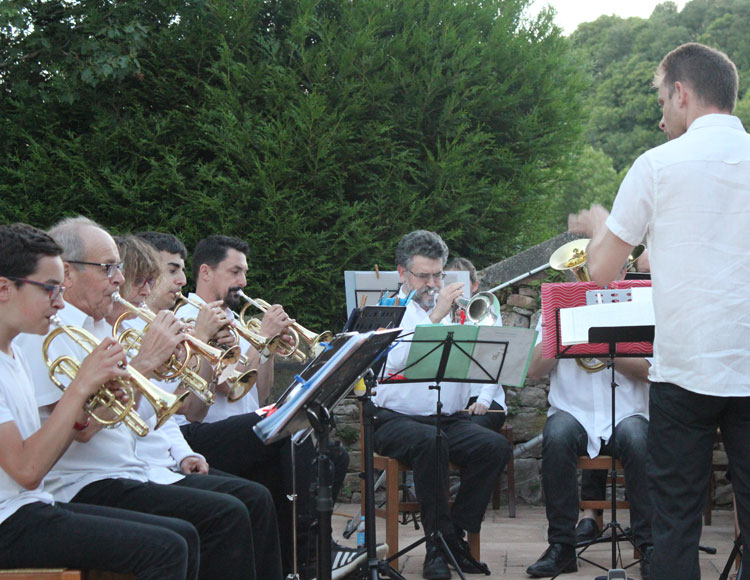 Concert de BRASS BAND 12