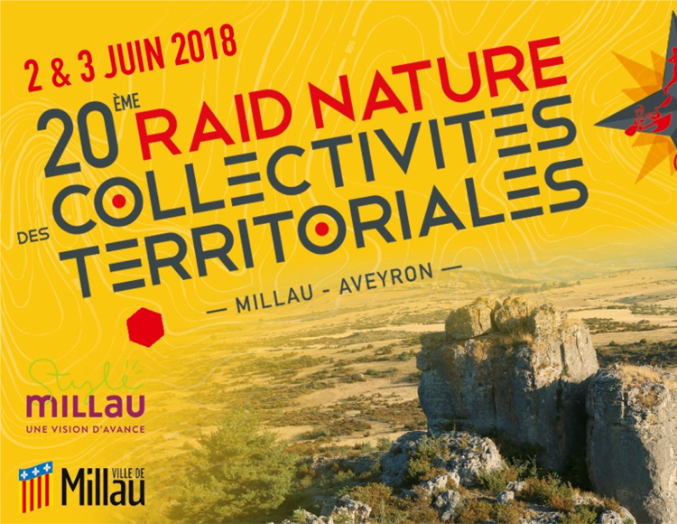 20ème Raid Nature des Collectivités (2018)