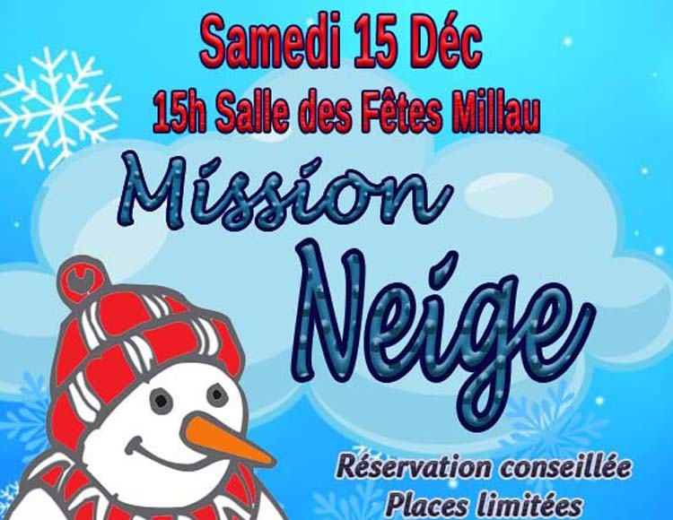 Mission Neige