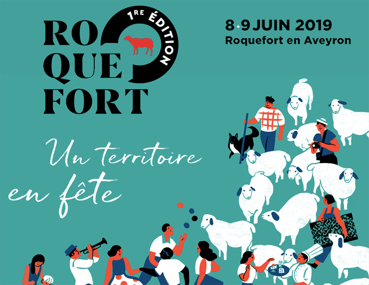 Roquefort – Un territoire en fête