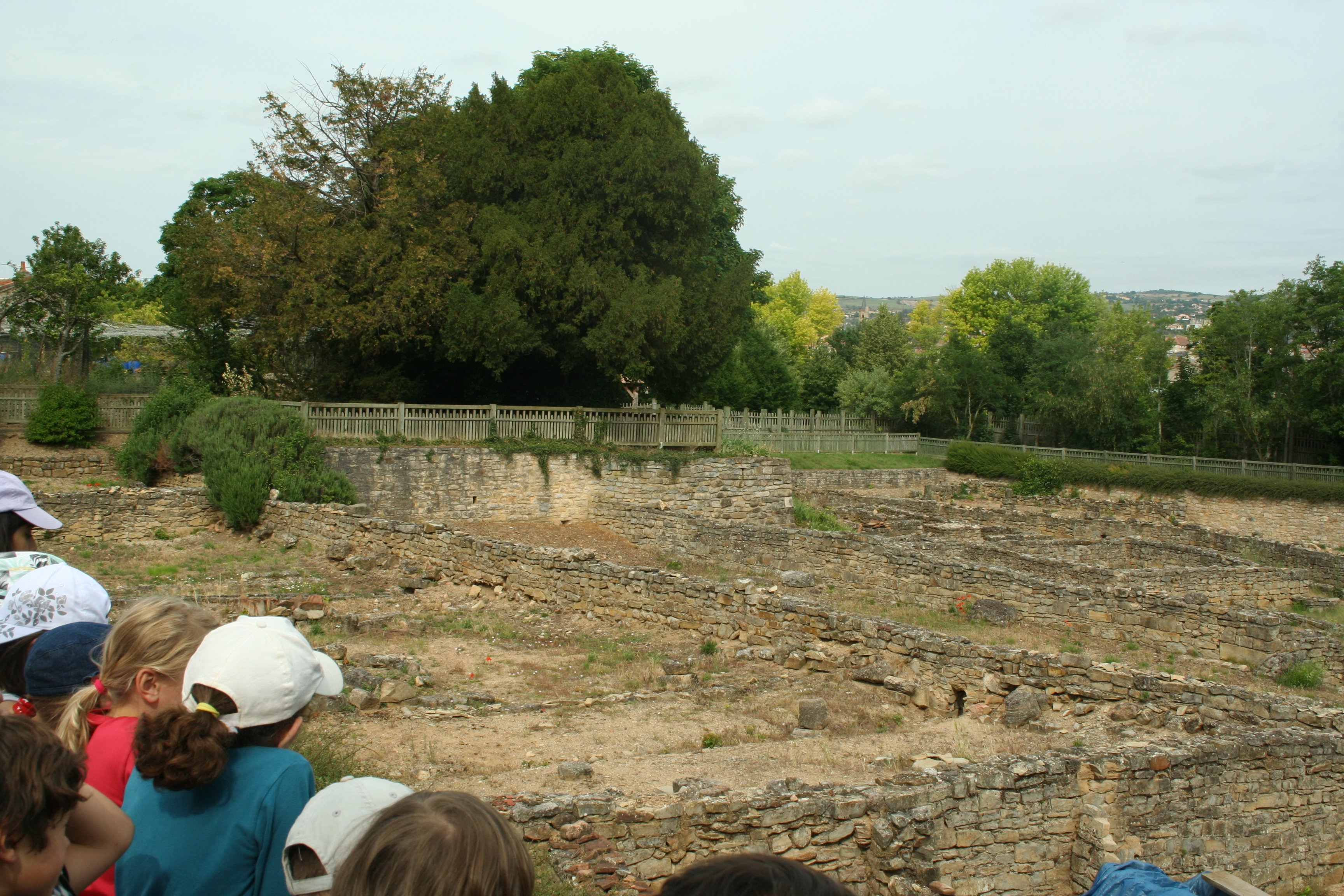 La Visite découverte : Sur les pas des archéologues !