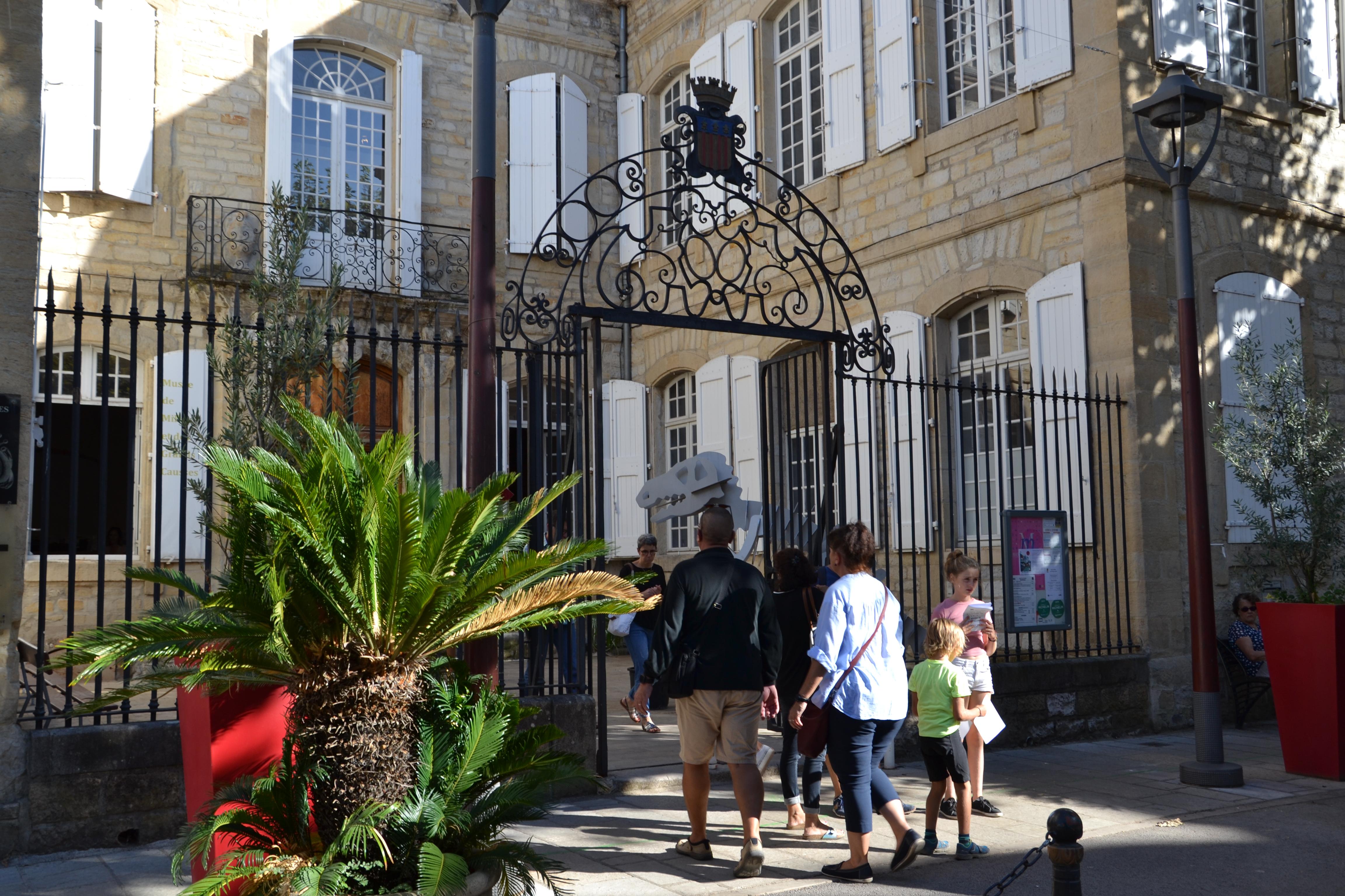 Les visites accompagnées du Musée